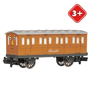 76045BE Clarabel Carriage OO Scale 3+