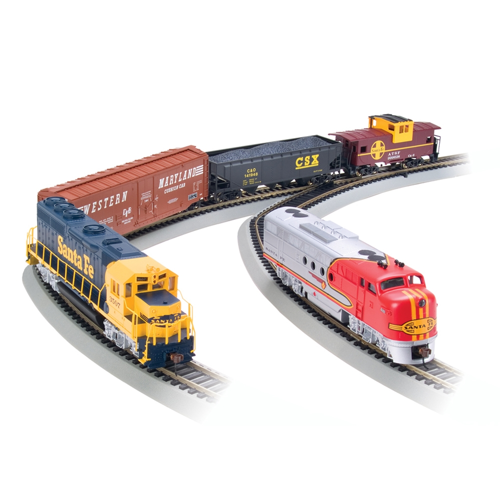 Digital Commander Set Train Set