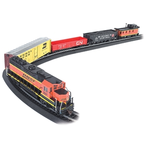 Rail Chief Train Set