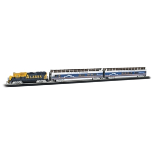 Mckinley Explorer Train Set
