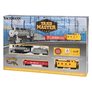 Yard Master Train Set