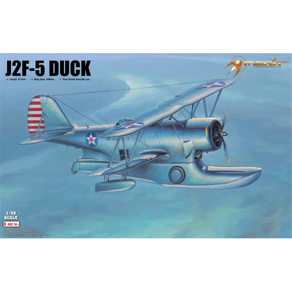 Grumman J2F-5 Duck (kit)