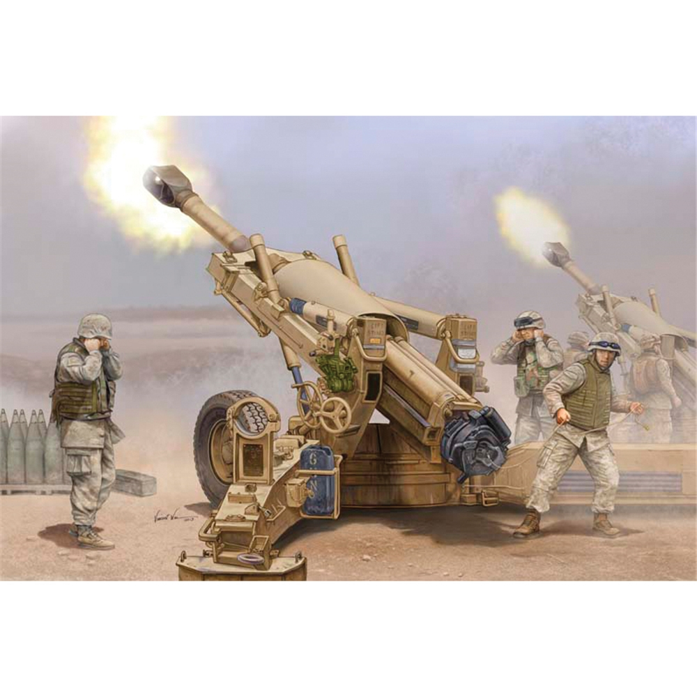 M198 155mm Towed Howitzer (kit)