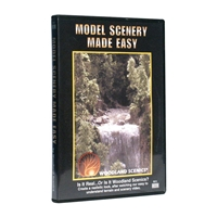 Model Scenery Made Easy DVD