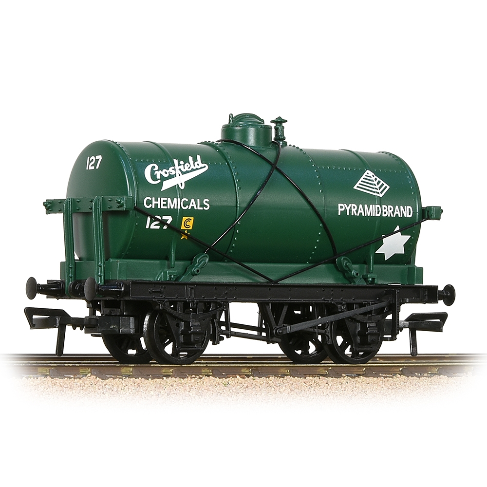 14T Tank Wagon 'Crossfield Chemicals' Green