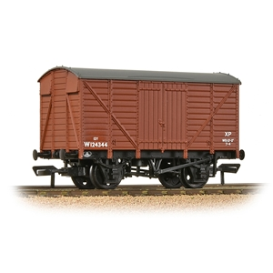 GWR 12T Ventilated Van BR Bauxite (Early)