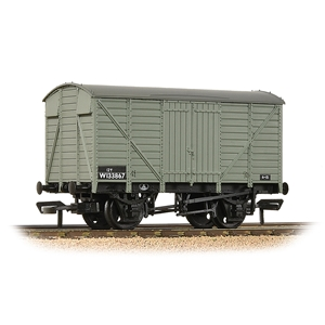 GWR 12T Ventilated Van BR Grey (Early)