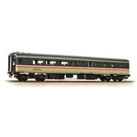 BR MK2F BSO Brake Second Open BR InterCity (Executive)