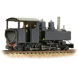 Baldwin 10-12-D Tank No. 4 Snailbeach District Railways Black