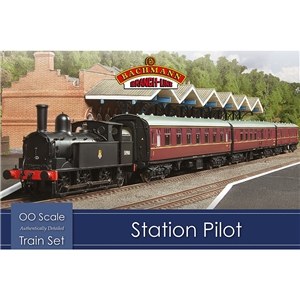 Station Pilot Train Set