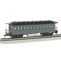 1860 - 1880 Coach - Painted, Unlettered - Green
