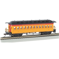 1860 - 1880 Coach - Western & Atlantic Railroad