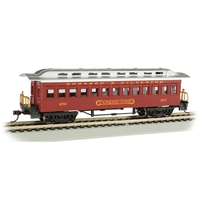 1860 - 1880 Coach - Durango & Silverton #270 'Yankee Girl' (Red)
