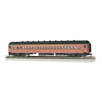 72' Heavyweight Coach - Prr #4536 - Postwar