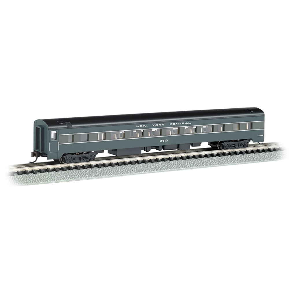 85' Smooth-Side Coach - New York Central (Lighted)
