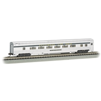 85' Streamline Fluted Coach Baltimore & Ohio (Lighted)