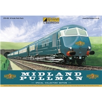 BR 'Midland Pullman' 6-Car DEMU Train Pack