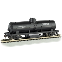 Track Cleaning Tank Car - Maintenance of Way