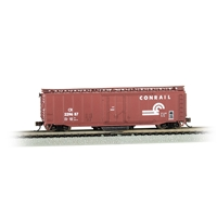50' Plug-Door Track Cleaning Box Car - Conrail