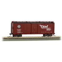 40' Map Box Cars Chief #145225