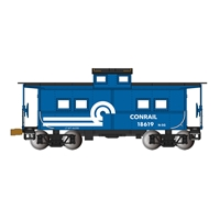 Northeast Steel Caboose Conrail #18619 - Blue