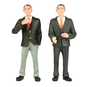 G Scale Businessmen