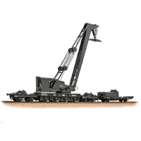Ransomes & Rapier 45T Steam Breakdown Crane SR Grey