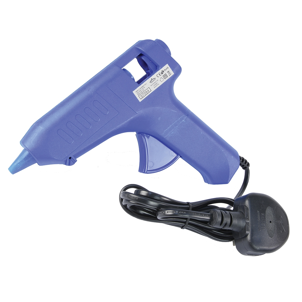 Low Temperature Glue Gun (UK Plug)