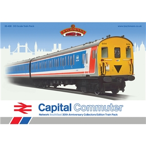 Capital Commuter Train Pack