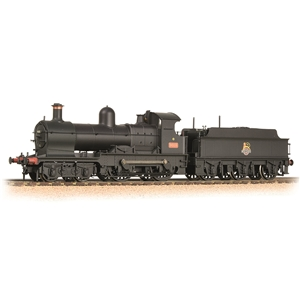 GWR 32XX 'Earl' 9018 BR Black (Early Emblem)
