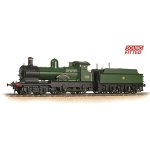 GWR 32XX 'Earl' 3206 'Earl of Plymouth' GWR Green (Shirtbutton)