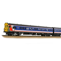 Class 414 2-HAP 2-Car EMU 4308 BR Network SouthEast (Revised)