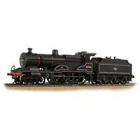 LMS 4P Compound 41143 BR Lined Black (Late Crest)