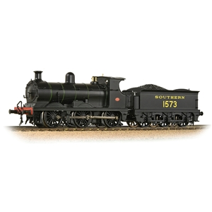 C Class 1573 Southern Railway Lined Black
