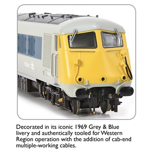 BR 'Western Pullman' 6-Car DEMU Dynamis Ultima Sound Fitted Train Set