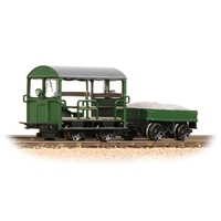 Wickham Type 27 Trolley Car BR Green