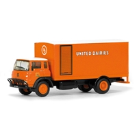 Bedford TK 2 Axle Short Box Van United Dairies