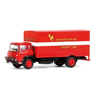Bedford TK 2 Axle Short Box Van North Western B.R.S.