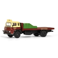 Bedford TK 2 Axle Flatbed Lorry British Railways