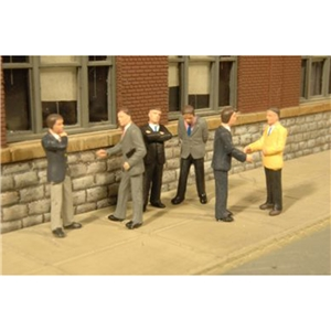 Businessmen (6/Pack)