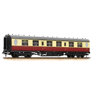 LNER Thompson First Corridor BR Crimson & Cream