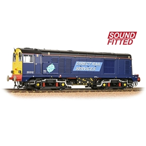 35-127SF Class 20/3 20312 DRS Compass (Original) SOUND FITTED