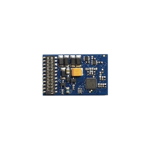 21 Pin DCC Loco-Decoder