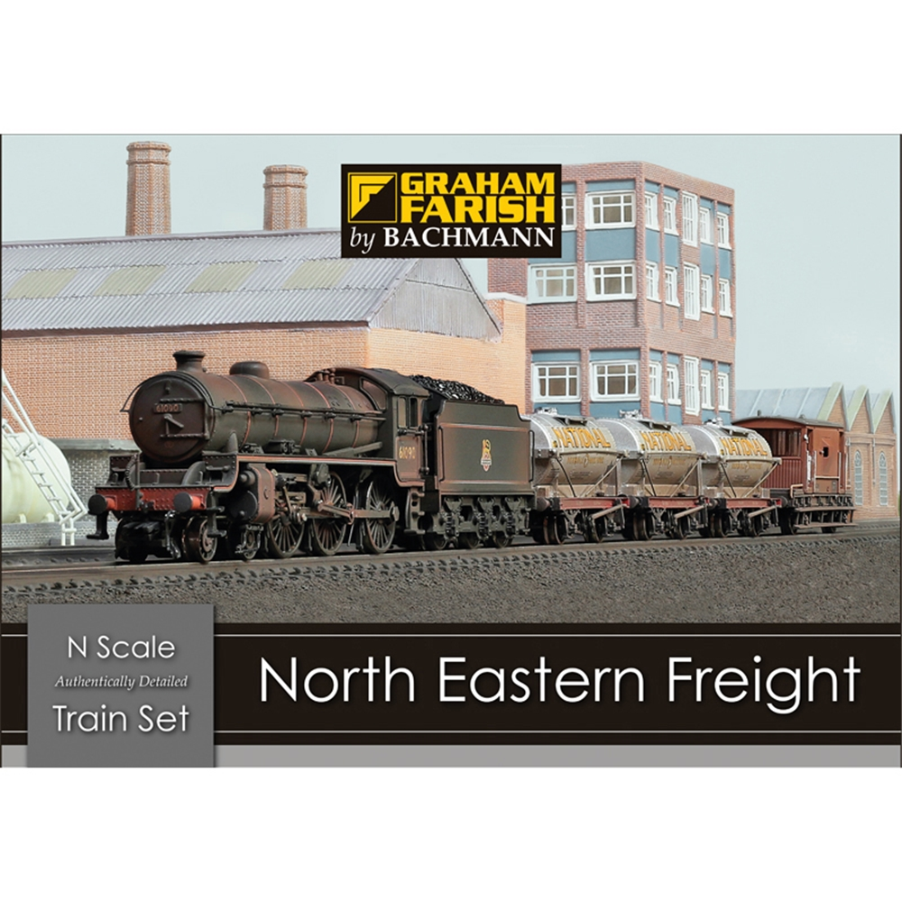 North Eastern Freight Train Set