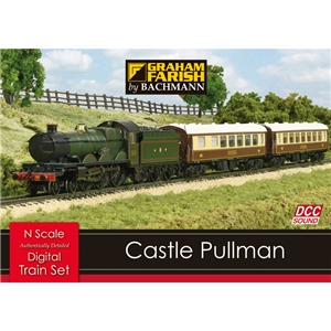 Castle Pullman Digital Sound Train Set