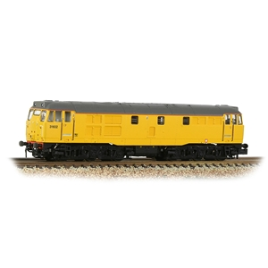 371-137 Class 31/6 Refurbished 31602 Network Rail Yellow