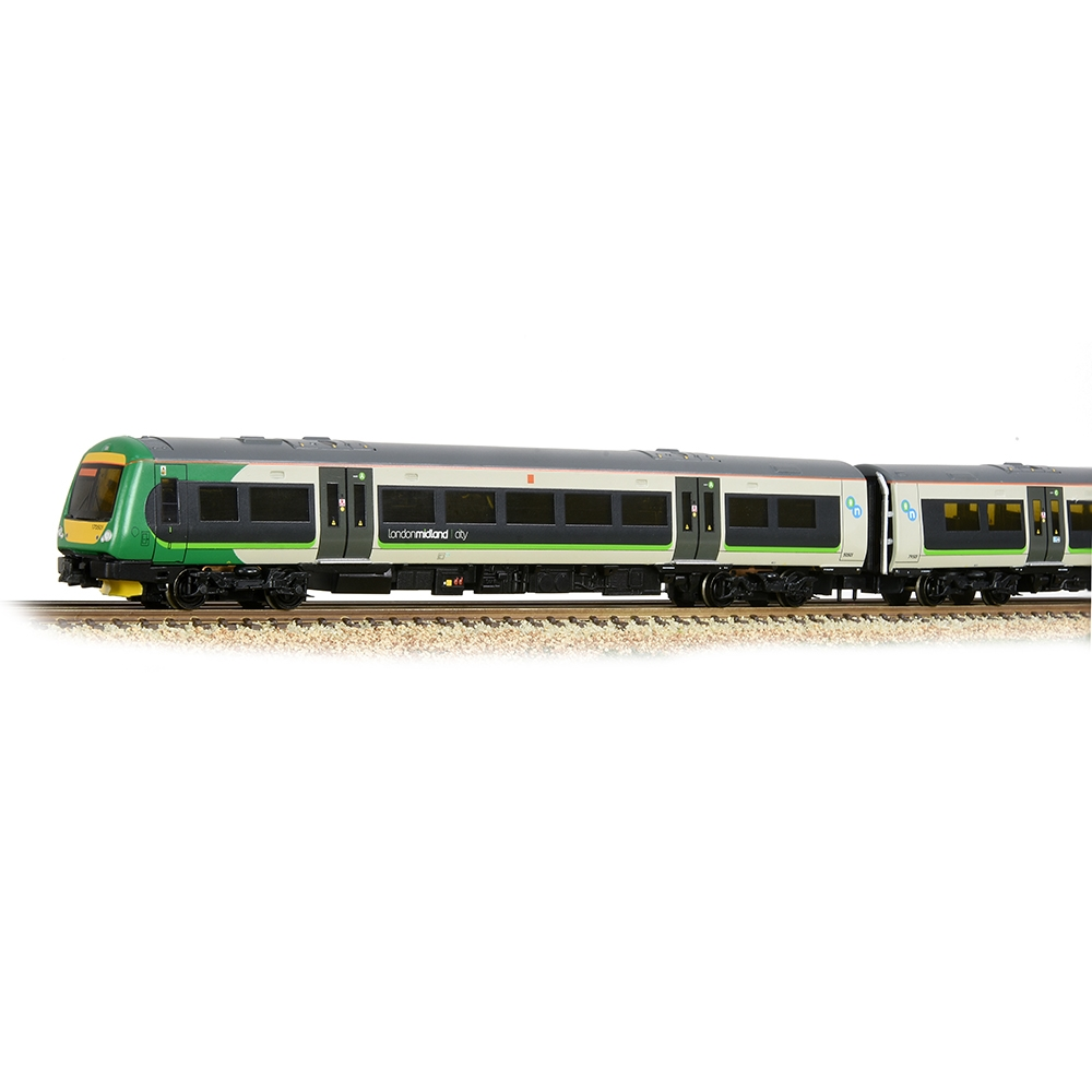 Class 170/5 2-Car DMU 170501 London Midland