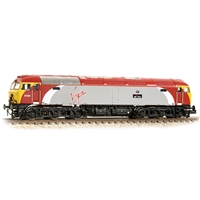 Class 57/3 57306 'Jeff Tracy' Virgin Trains (Revised)