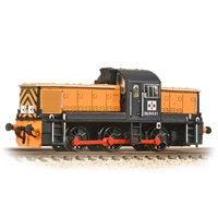 Class 14 D2/9531 NCB British Oak Orange & Black