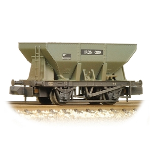 24T Iron Ore Hopper BR Grey (Early)